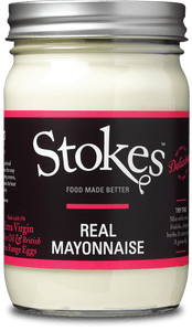 Stokes Real Mayonnaise 345g