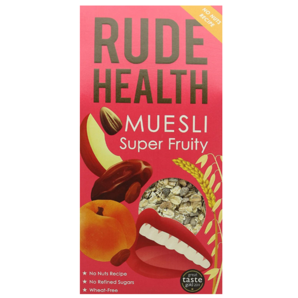 Rude Health Super Fruity 500g