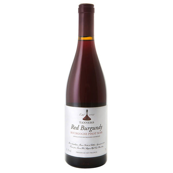 Tanners Red Burgundy