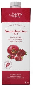The Berry Co Red Superberry 1l