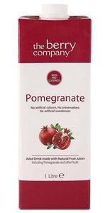 The Berry Co Pomegranate 1L