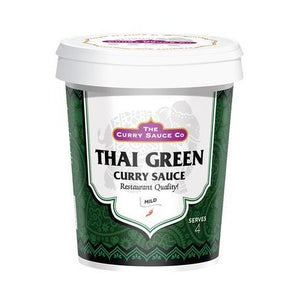 The Curry Sauce Co Thai Green Curry Sauce 475g