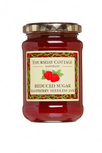 Thursday Cottage Reduced Sugar Raspberry Jam 315g