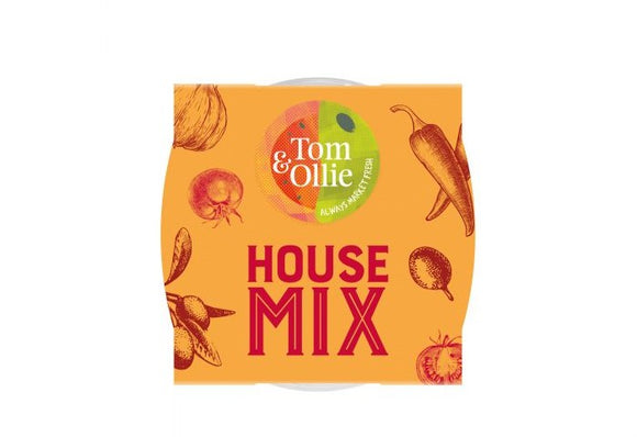 Tom & Ollie - House Mix Anti Pasti 150g