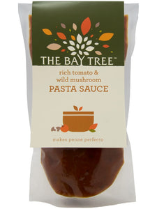 The Bay Tree Pasta Sauce -Rich Tomato & Wild Mushroom