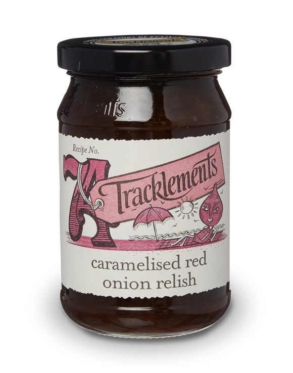 Tracklements Caramelised Red Onion Relish 300g