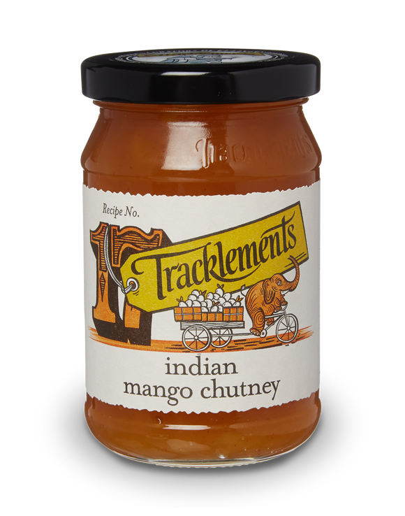 Tracklements Indian Mango Chutney 250g