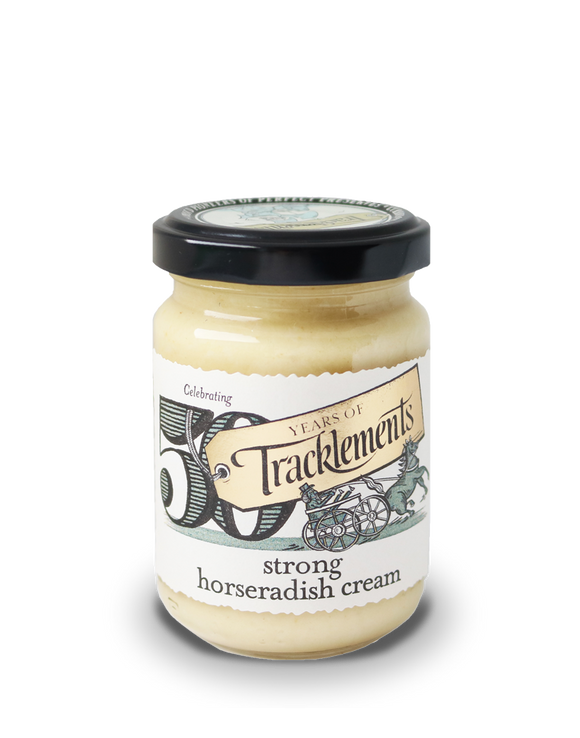 Tracklements Strong Horseradish Cream Sauce