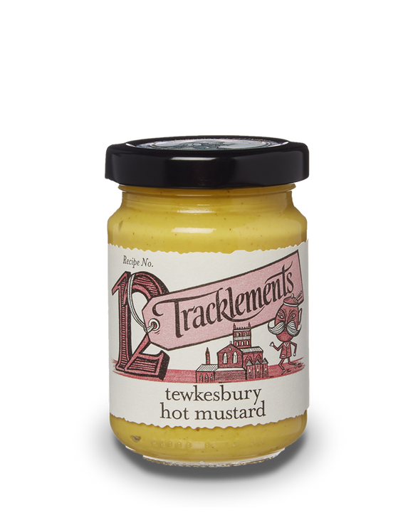Tracklements Tewkesbury Hot Mustard