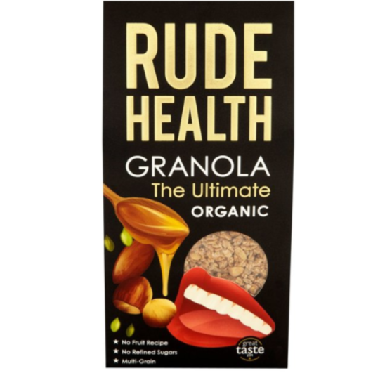 Rude Health The Ultimate Granola 500g