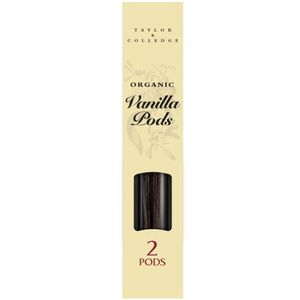 Taylor & Colledge Vanilla Pods (2)