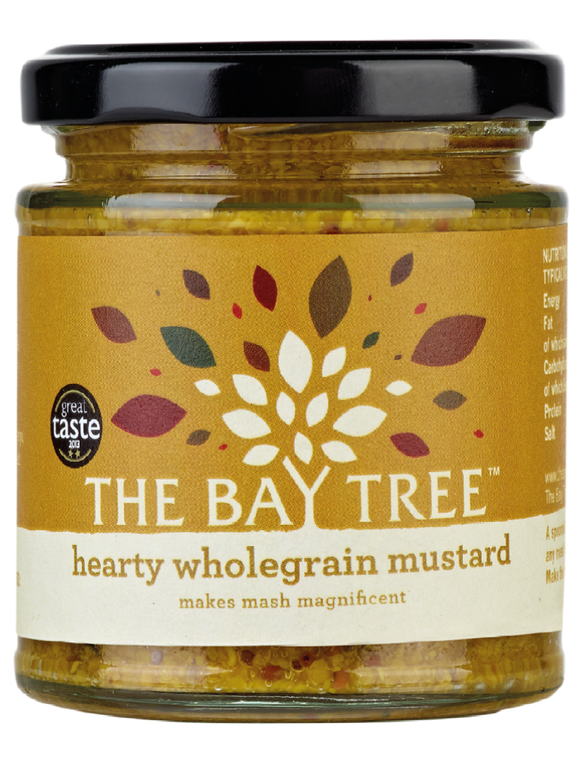 The Bay Tree Wholegrain Mustard