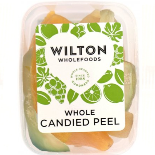 Wilton - Whole Candied Peel