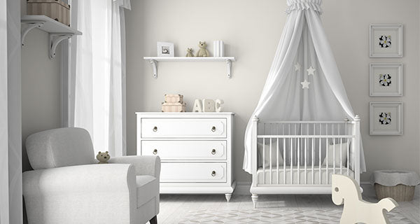 Design Tips For Your Nursery!