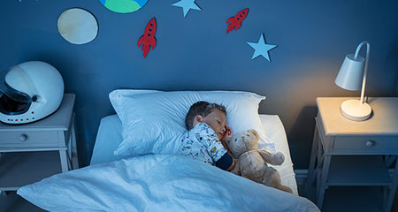 Tips To Ensure Your Children Get A Good Sleep!