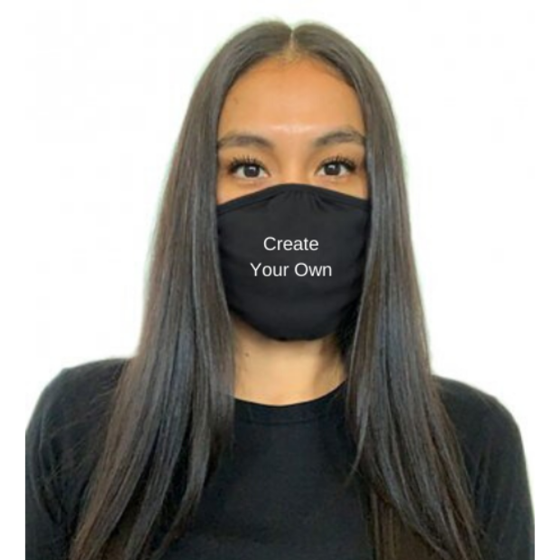 Create Your Own Adults Face Mask