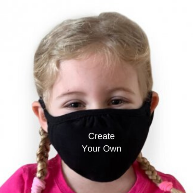 Create Your Own Childrens Face Mask