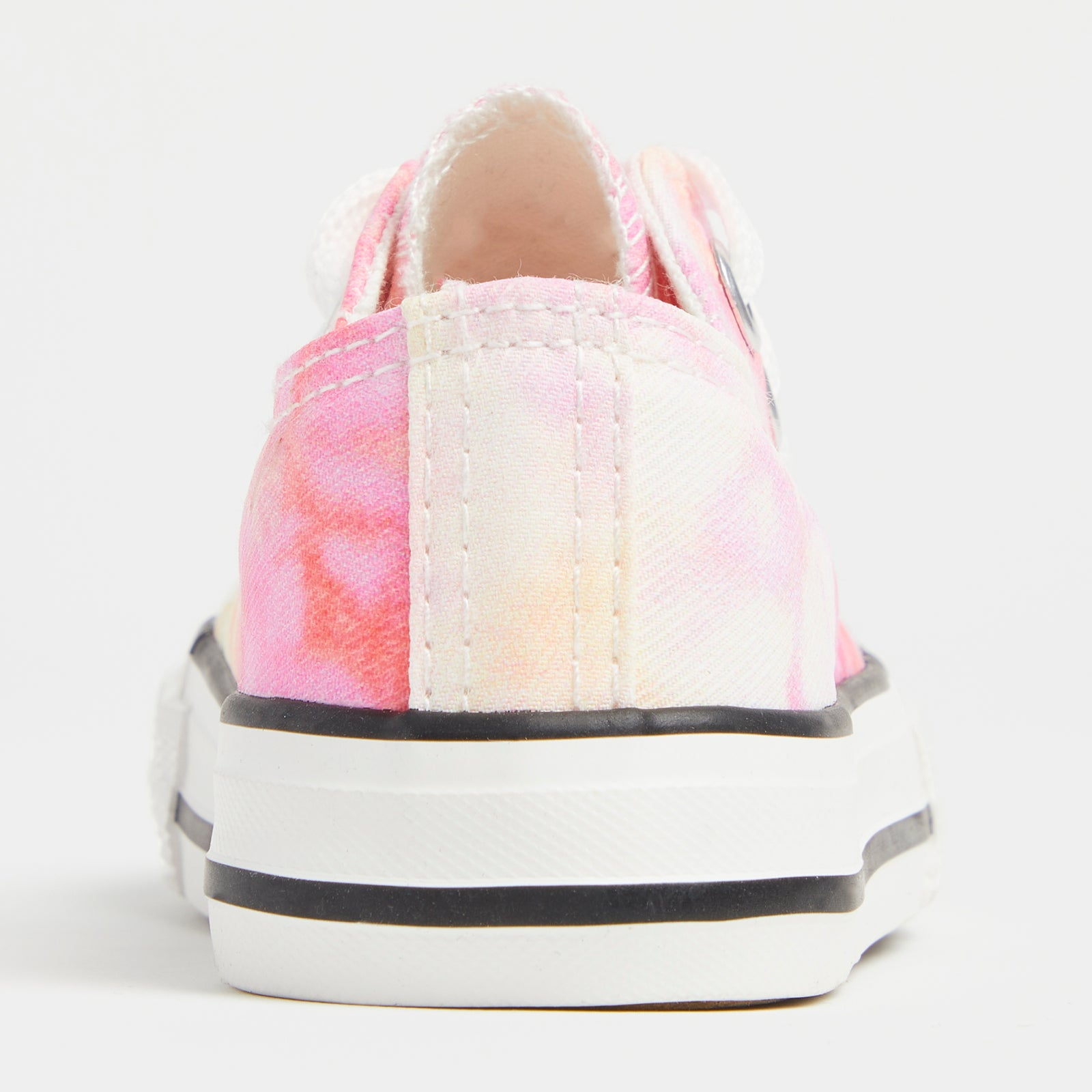 Tie Dye Canvas Trainers
