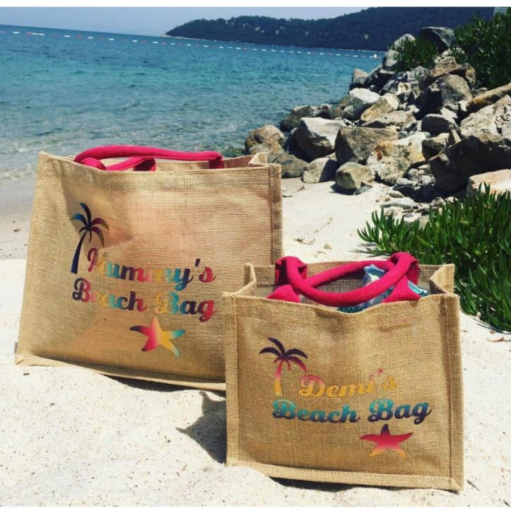Create Your Own Beach Bag
