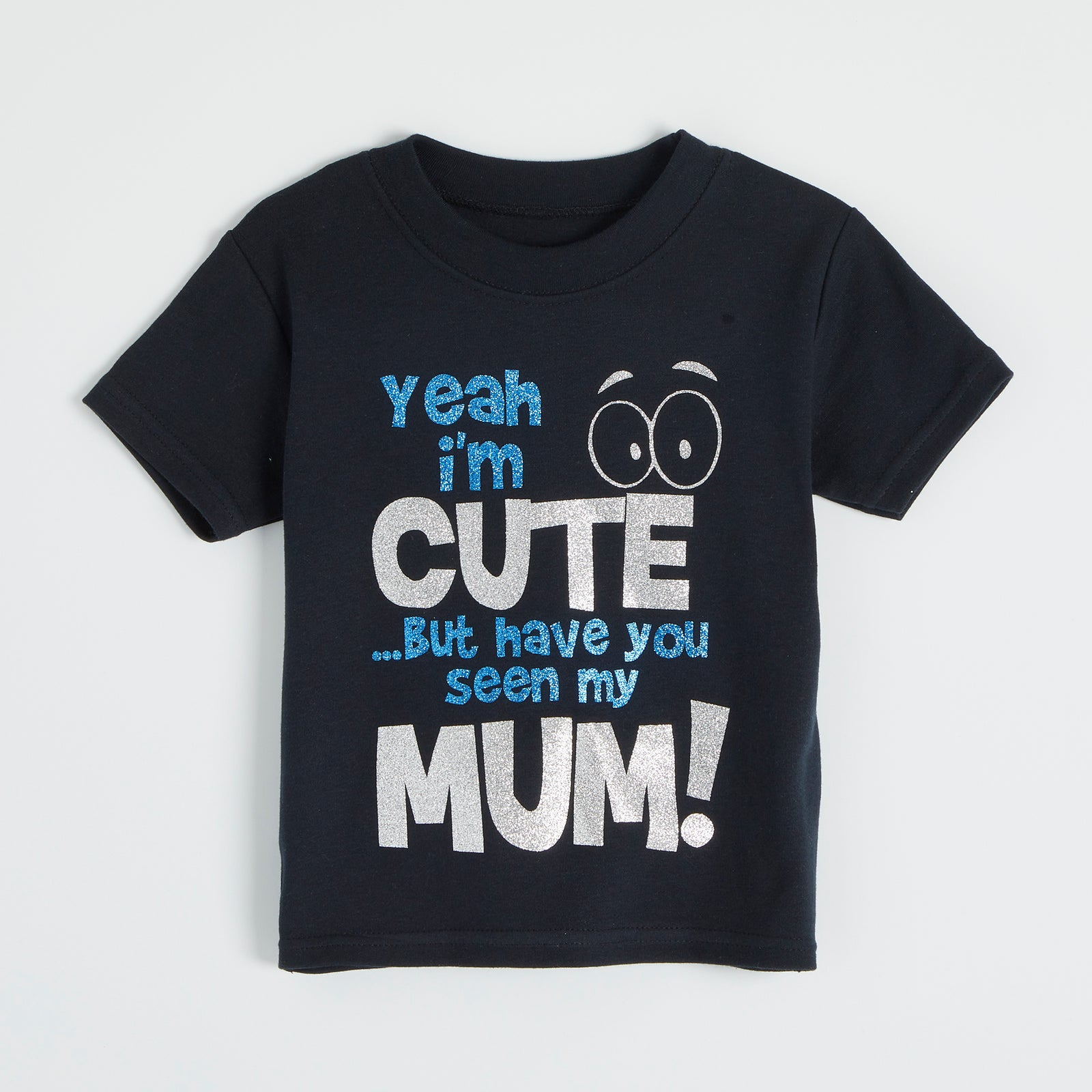 Personalised I'm Cute T-shirt
