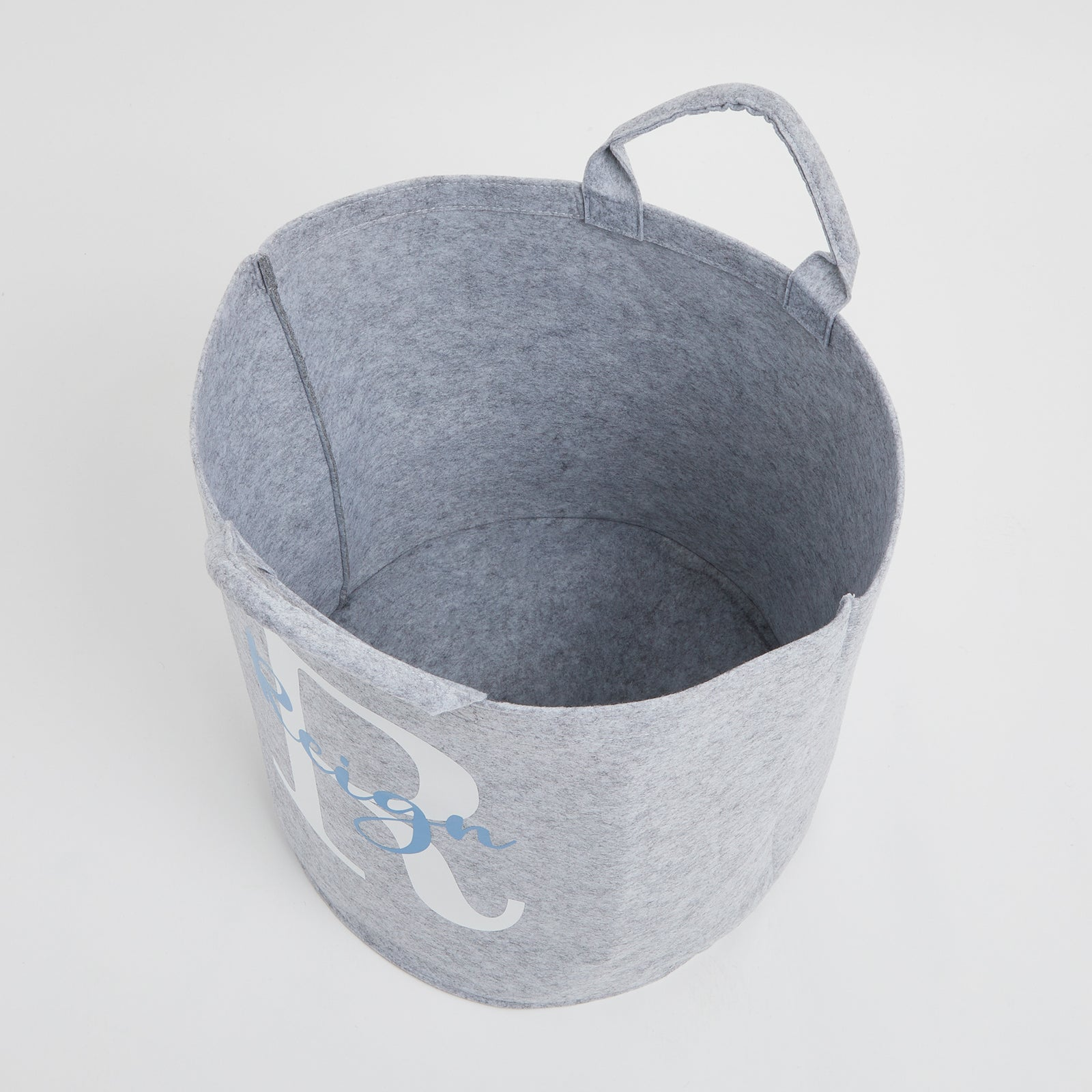 Personalised Felt Storage Tub