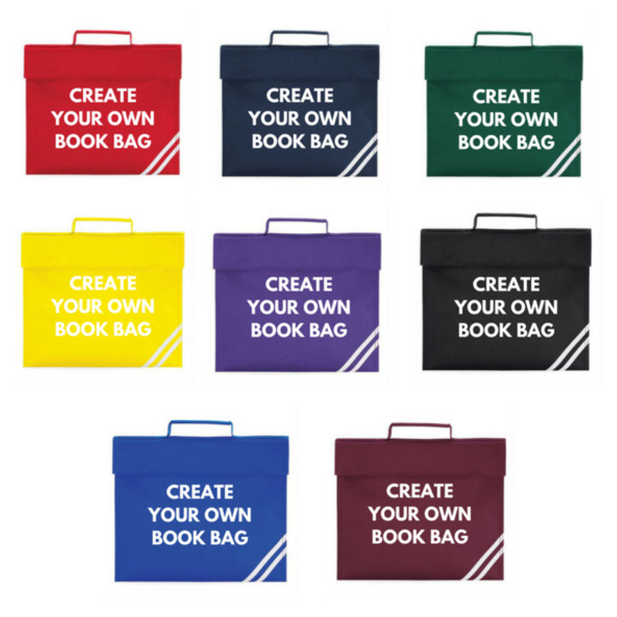 Create Your Own Book Bag