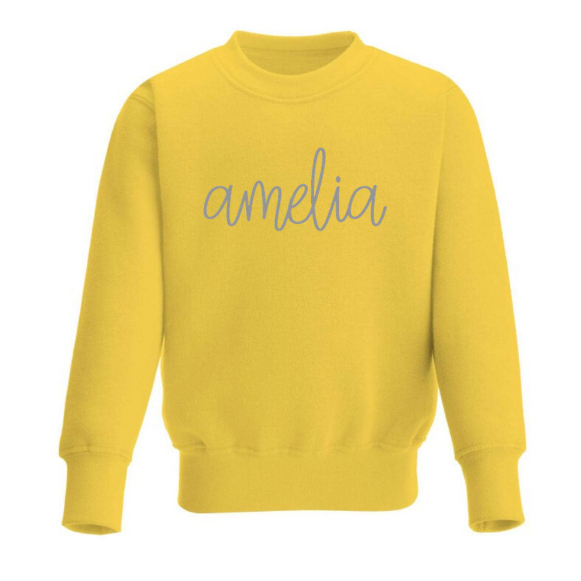 Create Your Own Yellow Sweater