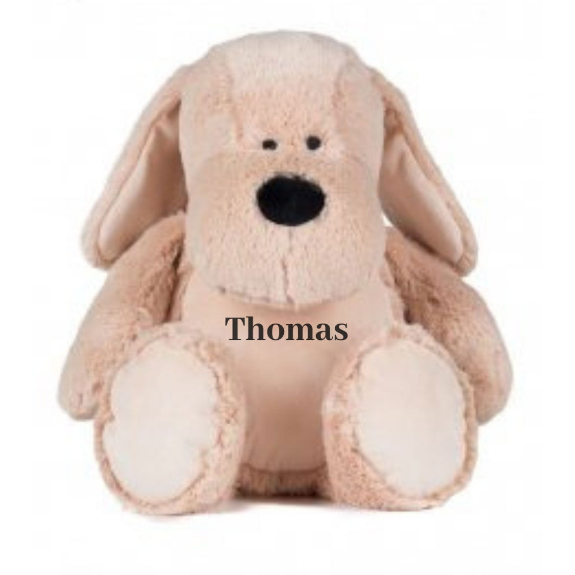Personalised Doggy Soft Toy