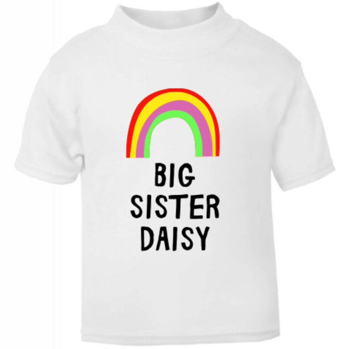 Rainbow Sibling T-shirt