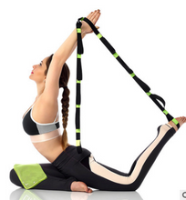 Load image into Gallery viewer, Yoga Stretch Strap