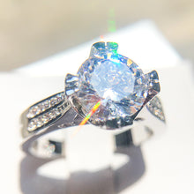 Load image into Gallery viewer, Petula Zircon Ring