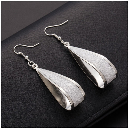Scrub Earrings