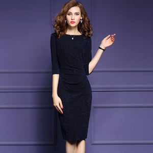 Cyrine Office Dress