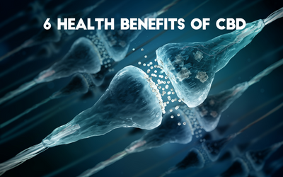 6 Health Benefits of CBD (Cannabidiol)