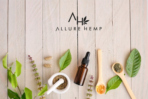 Allure Hemp CBD Pain Relief Cream