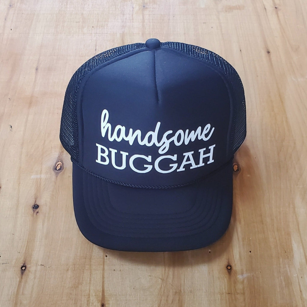 Handsome Buggah (Black) Trucker Hat