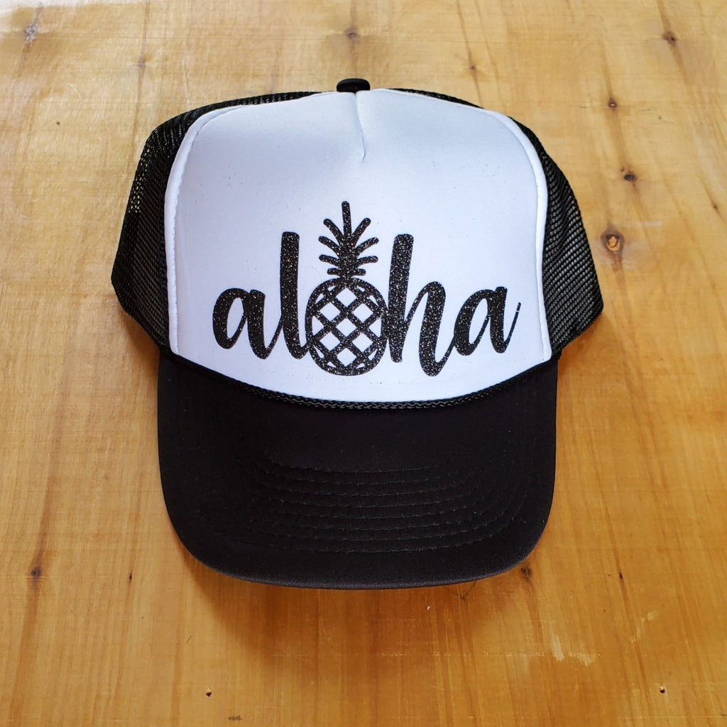 Aloha (Pineapple) Trucker Hat