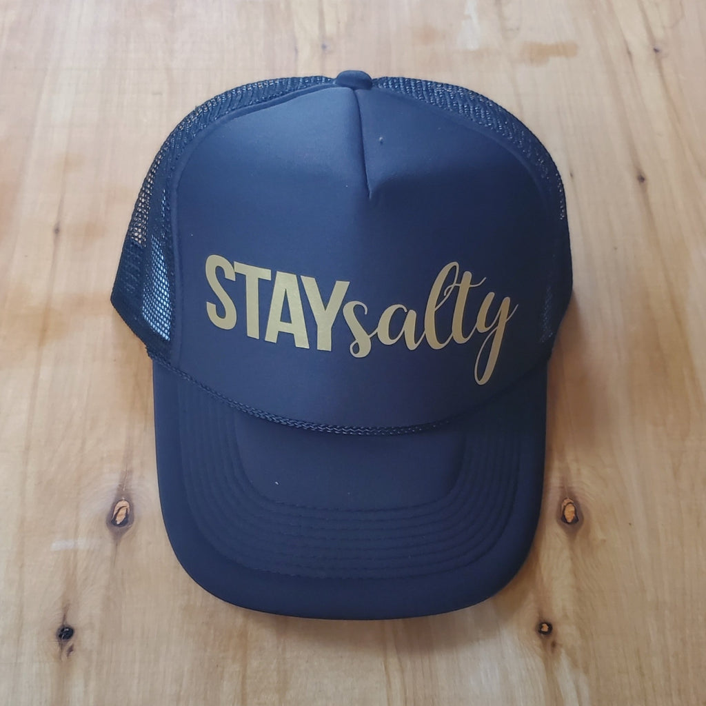 STAYsalty Trucker Hat