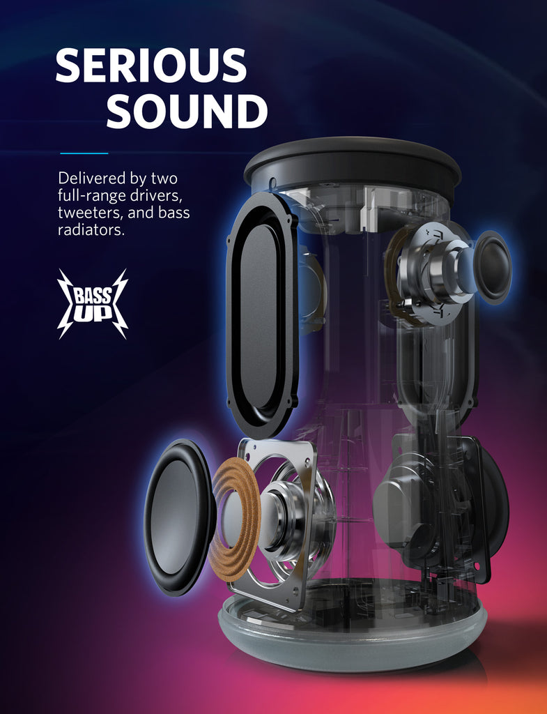 Soundcore Flare+ - Moon Store