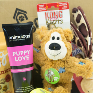 The Puppy - 6 Item Gift Box