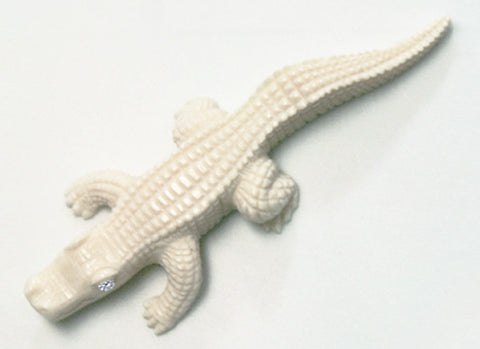 Alligator Purse Topper