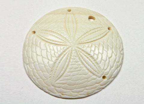 Sand Dollar Purse Topper