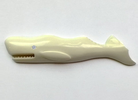Sperm Whale Topper