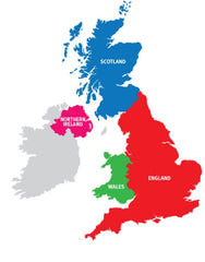 map of the united-kingdom