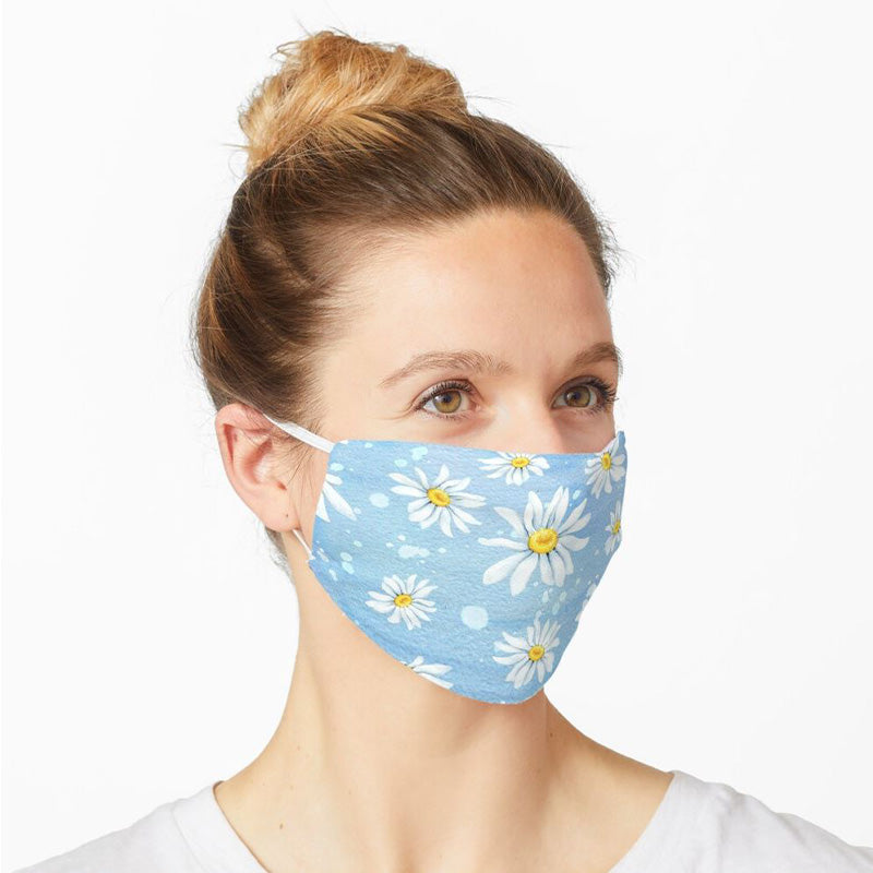 Reusable Sublimation Adult Face Mask