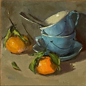 Stilllife Painting - All Smiles!