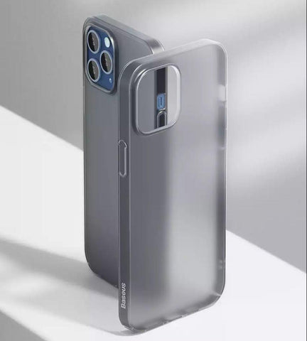 Carcasa Extra Fina para iPhone 12 Series