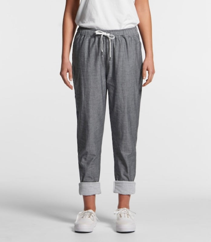 Madison Pants - Steel
