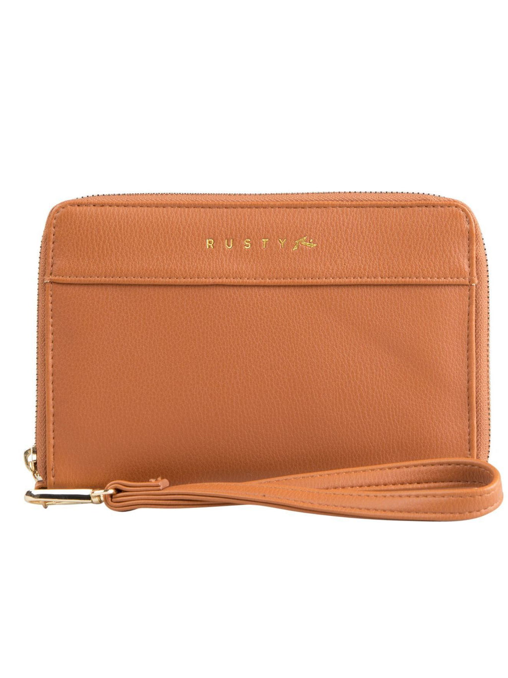 Revival Travel Wallet - Tan
