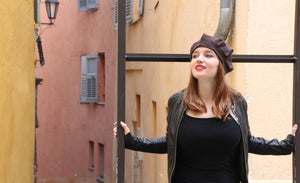 French beret hat